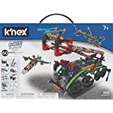 K'nex Intermediate 60 Model Building Set - 398 Parts - Ages 7 & Up - Creative Building Toy