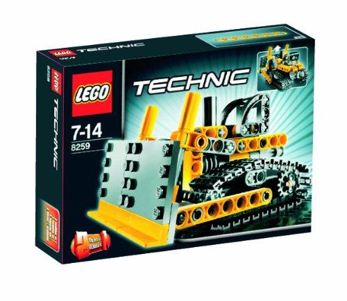 Mini excavadora LEGO TECHNIC 8259