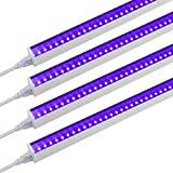 UV LED Black Light Bar Fixture 20W 4ft,T5