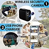 USB Charger Camera Hidden - Phone Charger Camera