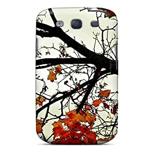 New Premium JenniferCools When Autumn Leaves Fall Skin Case Cover Excellent Fitted For Galaxy S3