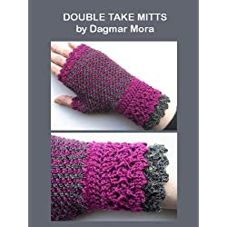 Double Take Mitts - Individual Knitting Pattern