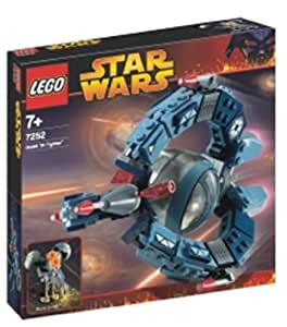 LEGO Star Wars 7252 Droid Trifighter - Tricaza droide