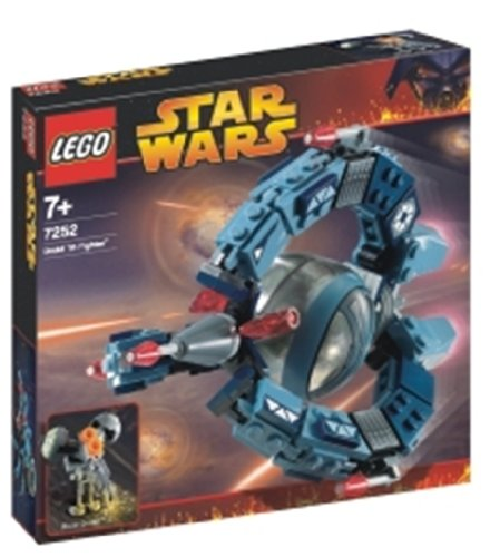 LEGO Star Wars Droid Tri-Fighter 7252 (japan import) ()