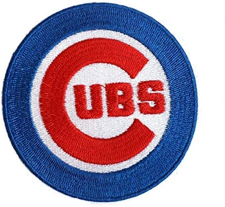 Chicago Cubs Logo Team Patch Iron On//Sew On #4