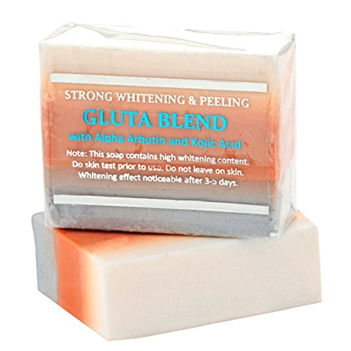 Premium Maximum Whitening/Peeling Soap w/ Glutathione ...