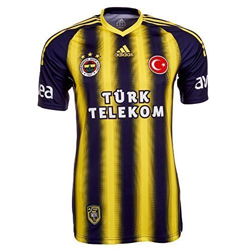 9 opinioni per 2012-2013 Fenerbahce Adidas Third Football Shirt