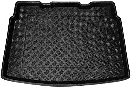 carmats4u To fit Tiguan II 2016 Fully Tailored PVC Boot Liner//Mat//Tray Black Carpet Insert