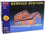 MiniArt 1:72 Scale Service Station Plastic Model Kit