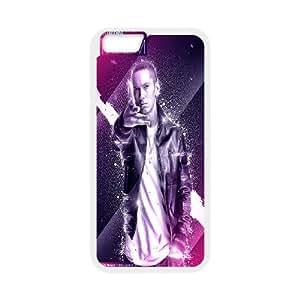 "HardcoreRap Eminem Hard Plastic phone Case Cover+Gift keys stand For Apple Iphone6/Plus5.5"" screen Cases ZDI068247"