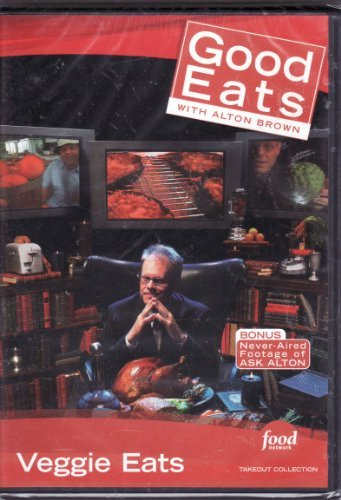 - Food Network Takeout Collection DVD - Good Eats With Alton Brown - Veggie Eats - Includes BONUS FOOTAGE Plus Tomatoes / Berry From Another Planet / Artichokes - The Chokes On You
