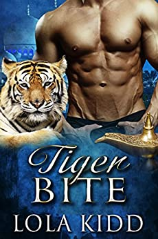 Tiger Bite: BBW Shapeshifter Paranormal Romance (Shifters Everafter Book 1) by [Kidd, Lola]