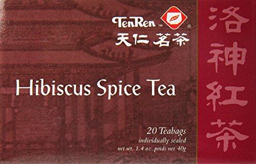 Ten Ren, Hibiscus Spice Tea (Hibiscus Spice Tea)