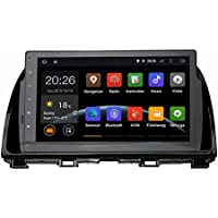 SYGAV Android 5.1.1 Lollipop Car Stereo Video Player GPS Navi for Mazda CX5 CX-5 2013 2014 2015 In-dash 10.2 Inch 1024x600 Quad Core with Wifi Bluetooth Radio