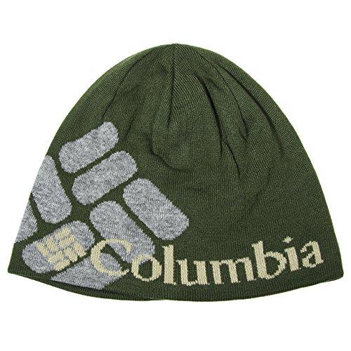 大洪水ユーモア利得コロンビア(Columbia) ヒートビーニー(COLUMBIA HEAT BEANIE) CU9171 347 SurplusGreenBigGem