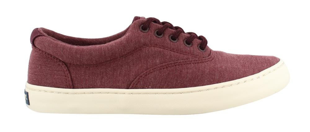Sperry Men's, Cutter CVO Jersey Lace up Shoes Jersey Burgundy 11.5 M by Sperry