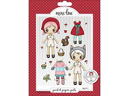 Mini Lou MNLMLPP.LF002 Pocket Pal Littlefriendsbunny Minilou Pocket Pal Little Friends Bunny