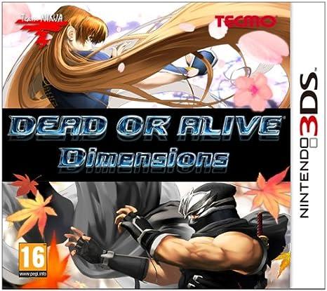 Dead or Alive: Dimensions (Nintendo 3DS) [Importación inglesa]: Amazon.es: Videojuegos