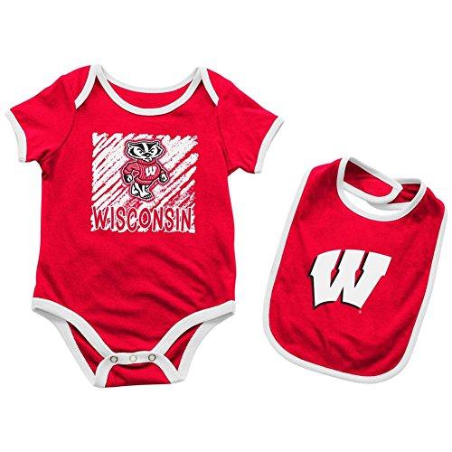 Wisconsin Bib - 6