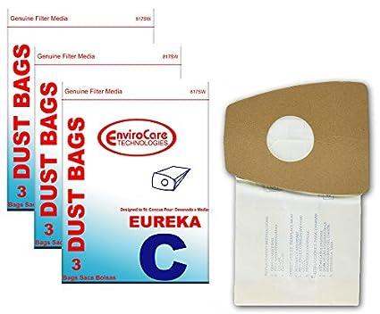 on eureka 5195 wiring diagram