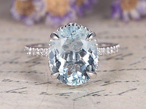 3.5 Ct Emerald Diamond - 2