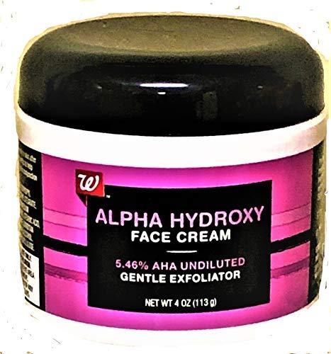 (Walgreen's W Newly Packaged Studio 35 Alpha Hydroxy Face Cream 4 oz)
