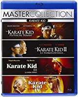 Karate Kid Quadrilogia (4 Blu-Ray) [Italia] [Blu-ray]