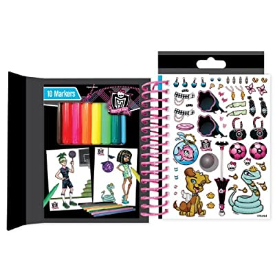 Monster High Mini Sketch Book