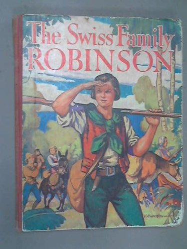 Download The Swiss Family Robinson book pdf | audio id:vkluusw