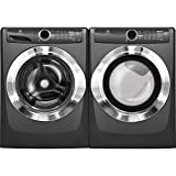 electrolux front load washer and electric dryer set efls517stt and efme517stt