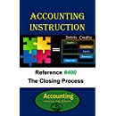 accounting instruction reference 400 the closing process