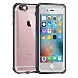 ALOFOX Waterproof Case for iPhone 6/6s [4.7-inch Version] Clear Retail Packaging White