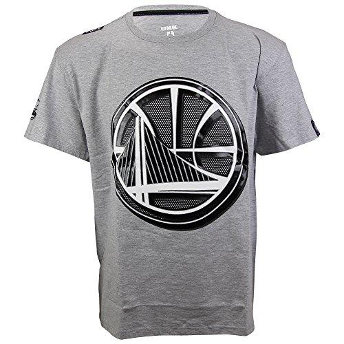 """NBA """"Primo"""" Team Logo T-Shirt (Golden State Warriors, XL)"""