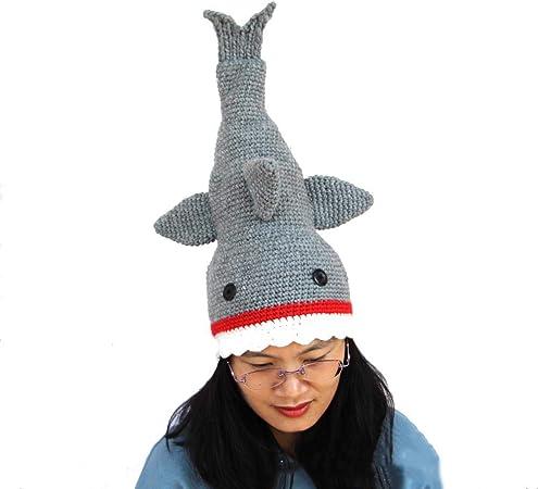 ORIGINALE cappello animale cappello pesce