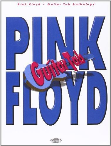 By Pink Floyd Alfred Pink Floyd Anthology Guitar Tab Book [Paperback]