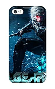 Premium [peNjE4047ZBxZu]metal Gear Rising Revengeance Case For Iphone 5/5s- Eco-friendly Packaging