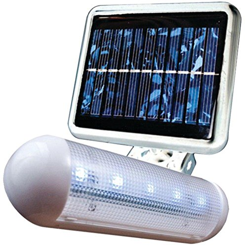 Price comparison product image MAXSA INNOVATIONS 40440 Solar-Powered Shed Light consumer electronics Electronics