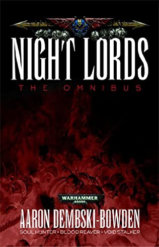book cover of Night Lords