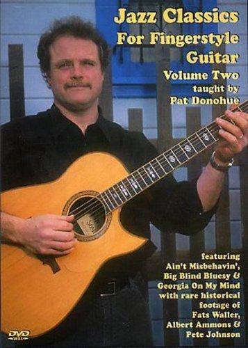 Jazz Classics For Fingerstyle Guitar - Volume 2 [DVD] [Region 1] [NTSC]