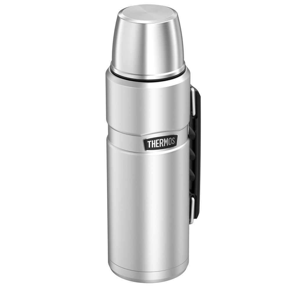 Thermos Stainless King 40 Ounce Beverage Bottle, Stainless Steel by Thermos (Image #2)