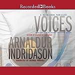Voices | Arnaldur Indridason