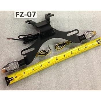 FZ 07 FZ-07 MT 07 MT-07 Yamaha Fender Eliminator Tail Tidy 2014-2019 NTS P//L