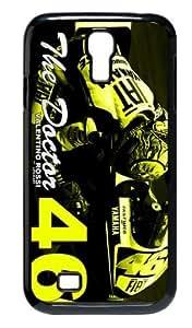 Valentino Rossi Racing Driver Samsung Galaxy S4 I9500 Custom Case Cover