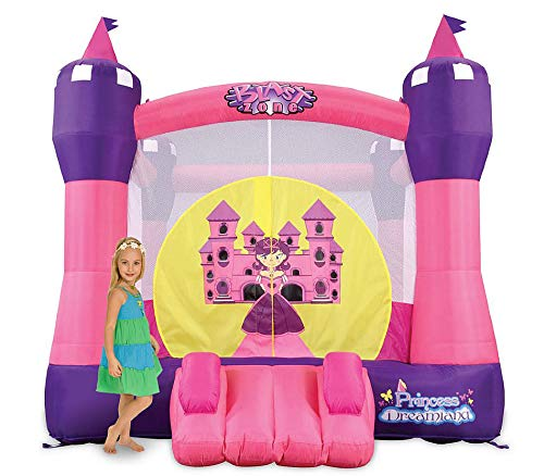 (Blast Zone Princess Dreamland Inflatable Bounce Castle)