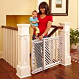 North States Plastic Stairway Gate by North States Industries