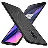 OnePlus 6T Case, KuGi OnePlus 6T Case, JS Scratch Resistant & Anti Slip Grippy Soft TPU Case for OnePlus 6T Case Smartphone