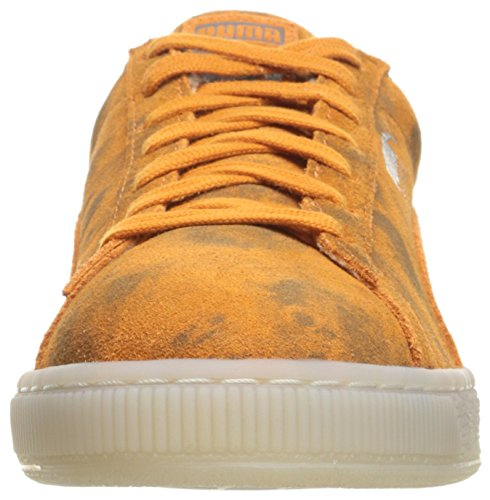 Sneaker Burnt Puma Fashion Men's Orange Suede Classic Elemental XOOwqnHaf