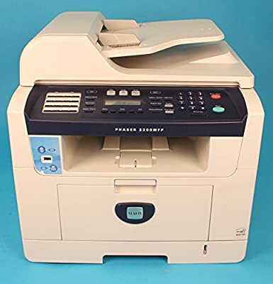 Xerox 3300MFP -Up to 30 ppm print and copy -600 x 600 dpi (Up to 1200 x 1200 enhanced image quality) --300 MHz processor -96 MB (64 MB + 32 MB DIMM) (320 MB maximum)- -300-sheet capacity, expandable to 550 sheets --25,000 pages/month duty cycle -Print, Co