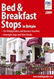 Bed and Breakfast Stops in Britain 2009, Anne Cuthbertson, 1850554145