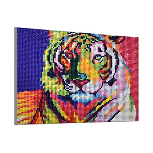 (XQXCL Dirll Embroidery Home Decoration Paintings Rhinestone Art Pasted DIY Diamond)